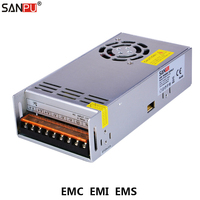 SANPU EMC EMI EMS SMPS 350W Switching Power Supply Source 12VDC 30A LED Driver 12 Volt 220V 12V AC DC Transformer Converter 12V