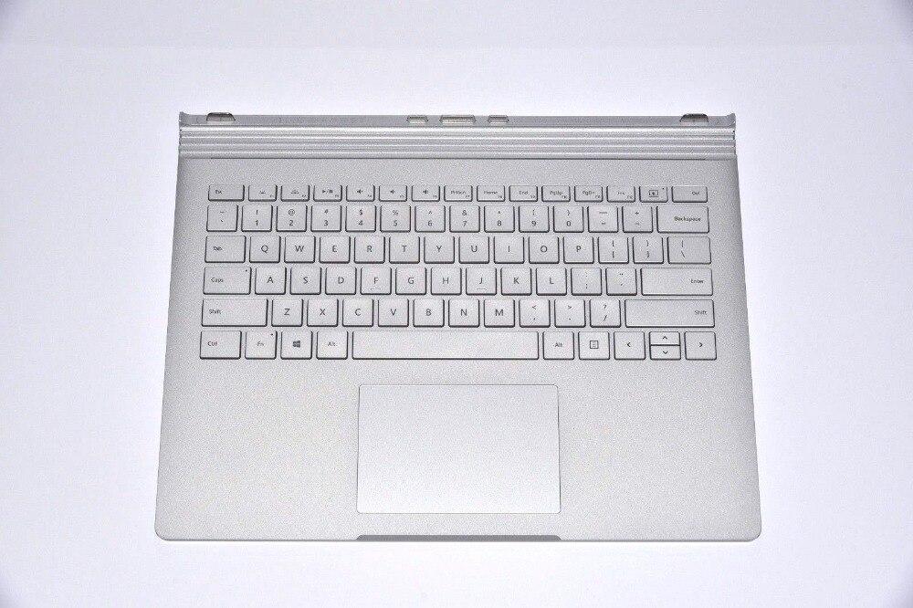 Para el Libro de superficie de Microsoft teclado Base 1705 para el libro superficial (primera generación)