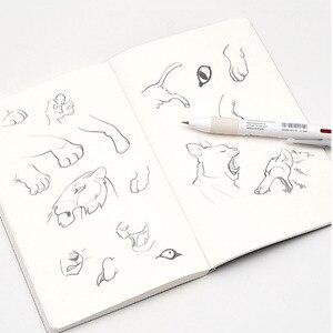Image 5 - Youpin KACO 4 In 1 다기능 펜 0.5mm 블랙 블루 레드 리필 젤 펜 기계식 연필 일본어 잉크 오피스 스쿨