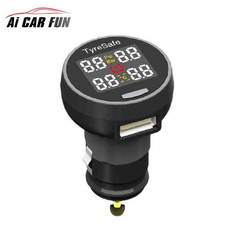 2017 TPMS The New TP200 Car Tire Pressure Monitoring System Car Tire Diagnostic-tool support Bar and PSI hotaudio tpms app car tire pressure monitoring system car tire diagnostic tool support bar and psi