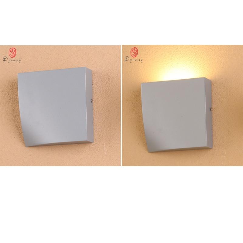 Դինաստիա LED պատի լամպ Նորույթ - Ներքին լուսավորություն - Լուսանկար 3