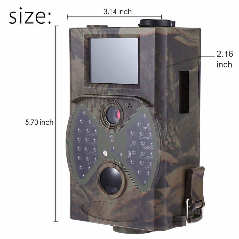 Suntekcam HC300A Hunting Camera Scouting 12MP HD 1080P Digital Infrared Trail Camera Day Night Vision Outdoor Hunting Trail Cam