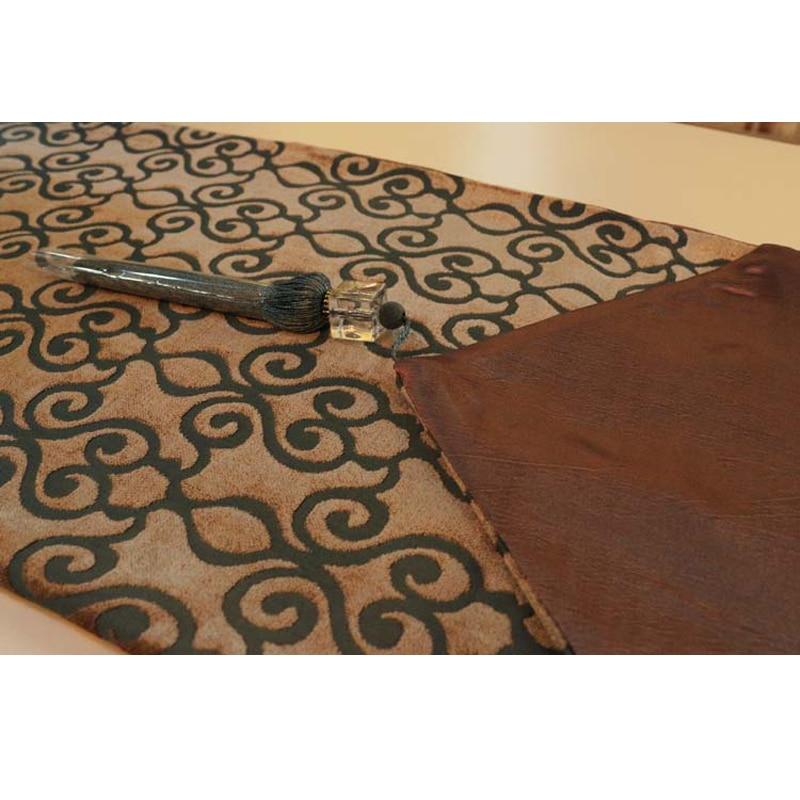 Europeisk stil Upscale Placemat Te Western mats kaffe Bordsflagga - Hemtextil - Foto 5