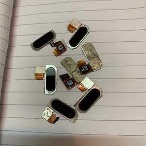 Image 1 - 1 CHIẾC 100% Được Kiểm Tra OEM Máy Quét Vân Tay Flex Nút Home cho Xiaomi Cá Mập Đen 1 SKR A0 SKR H0