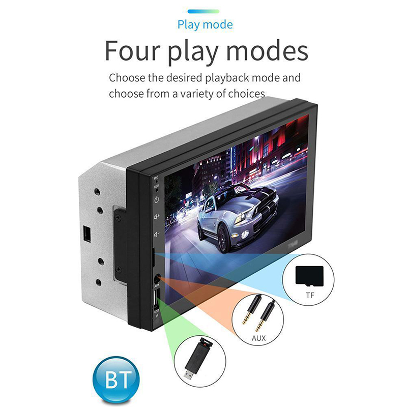 New Car 7 Inch HD Bluetooth Call MP5 Player Car MP3 Card Player Support For Android two-way InterconnectionNew Car 7 Inch HD Bluetooth Call MP5 Player Car MP3 Card Player Support For Android two-way Interconnection