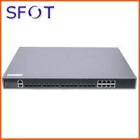 8 PON Ports GPON OLT equipment, Optical Line Terminal, 8*GE SFP + 8*GE RJ45,2*10GE SFP+, with 8pcs GPON SFP modules C++