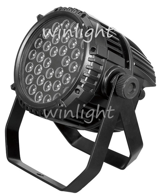 Free Shipping ( 12 pcs / lot ) 108W LED Stage Lighting Powerful Waterproof LED Par Can