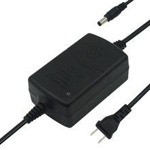 Panduan anahtarı çift hat/12V, 2A izleme güç/kapalı devre kamera güvenlik güç adaptörü