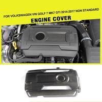 Carbon Fiber Engine Bonnet Cover Cap Car styling for Volkswagen VW Golf 7 VII MK7 GTI and R Only 2014 2017