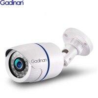 GADINAN IP камера видеонаблюдения наружного наблюдения 2,8 мм широкий 1080P 960P 720P XMEye ONVIF P2P оповещение о обнаружении движения RTSP FTP 48V POE