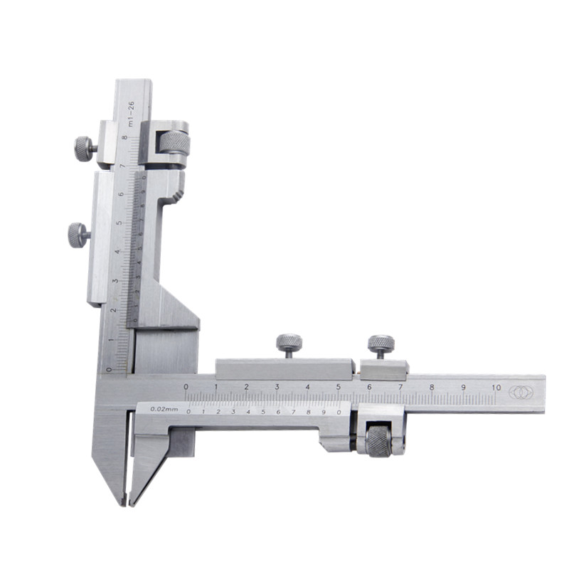 Vernier Caliper M1-26mm/0.02 Gear Tooth Caliper Wheel Measuring Tools rear wheel hub for mazda 3 bk 2003 2008 bbm2 26 15xa bbm2 26 15xb bp4k 26 15xa bp4k 26 15xb bp4k 26 15xc bp4k 26 15xd