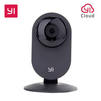YI Home Camera 720P Night Vision Video Monitor WiFi IP Wireless Network Indoor Surveillance Security Cam