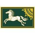 Frete Grátis bandeira 3x5ft xvggdg Senhor dos Anéis Bandeira Bandeira Cavalo Grande 90*150 Decoração de Halloween