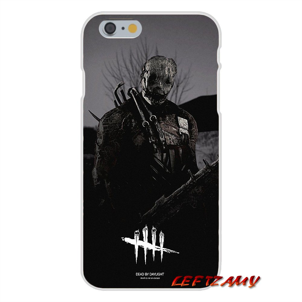 For Samsung Galaxy S3 S4 S5 MINI S6 S7 edge S8 S9 Plus Note 2 3 4 5 8 Silicone Phone Case Cover horror Dead by Daylight Flexible