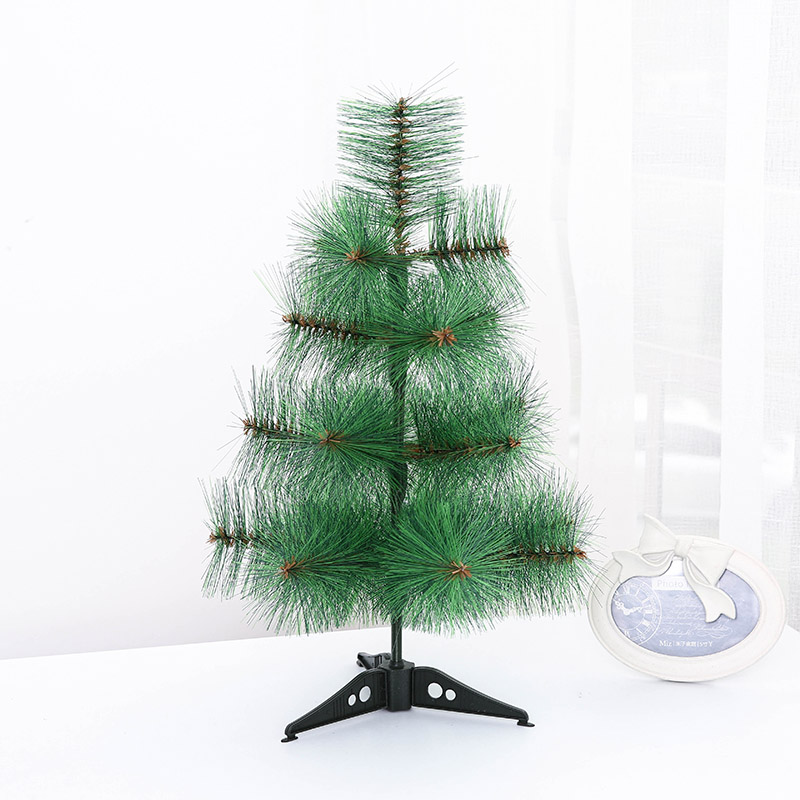 Mini Artificial Christmas Tree Small Xmas Plastic Tree ...