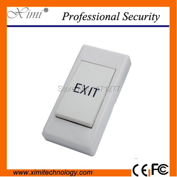 E19 Mini push exit button door for door lock system access control exit button exit switch lpsecurity stainless steel door access control led backlit led illuminated push button door lock release exit button switch