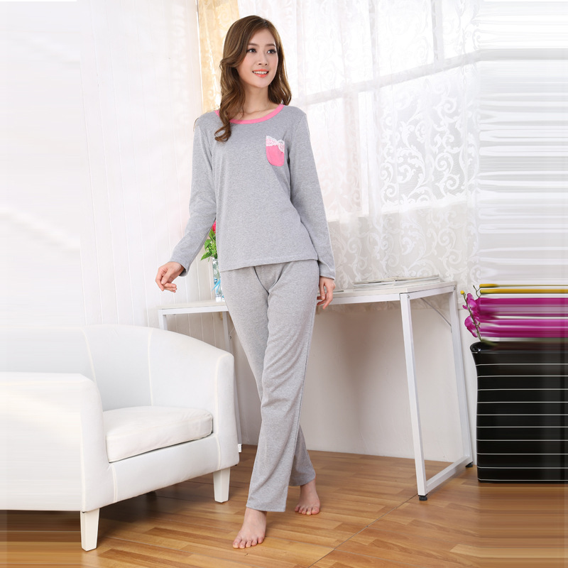 Adorable Woman Pajamas Of Winter