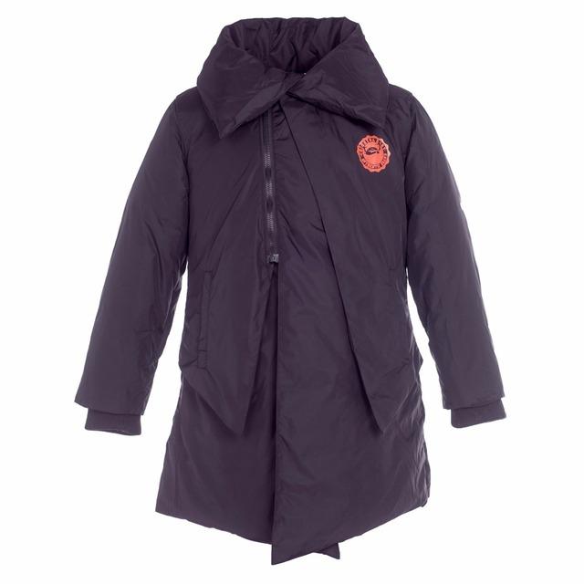 Crianças Snowsuit Roupas de Inverno Meninas Crianças Jaqueta de Inverno Pato Quente Para Baixo Parkas Outerwear Casaco Para As Meninas 3-15 Anos
