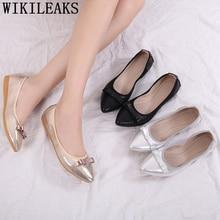 Comfort Shoes Luxury Ladies Loafers Womens Flat Brand Sapato Feminino Ayakkabi Creepers