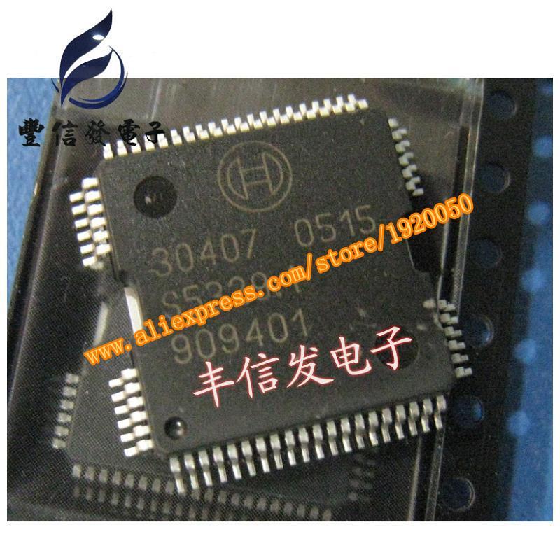 ⑧30407 ordenador de a bordo del coche chip D inferior hierro 64 ...