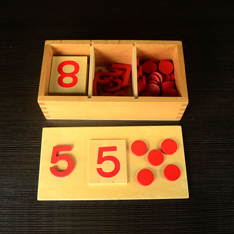 Montessori Education Numbers and Chips International Pack  Math Toys  Early educational toys  Can Smarter Free Shipping neera sharma education and educational management in kautilya s arthshastra