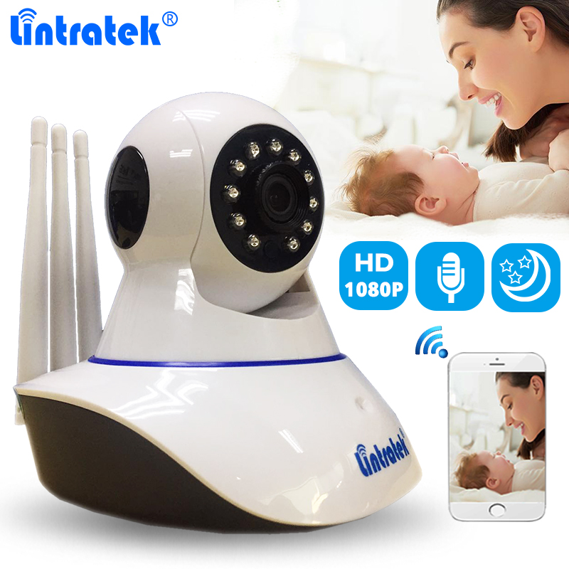 Home Surveillance CCTV Security Camera 2MP HD 1080P Wifi Camera P2P Onvif Pan Tilt Baby Monitor IR Night Vision Yoosee IP Camera new surveillance ip camera pan tilt p2p ir night vision motion detection wireless wifi indoor home security support 64g tf card