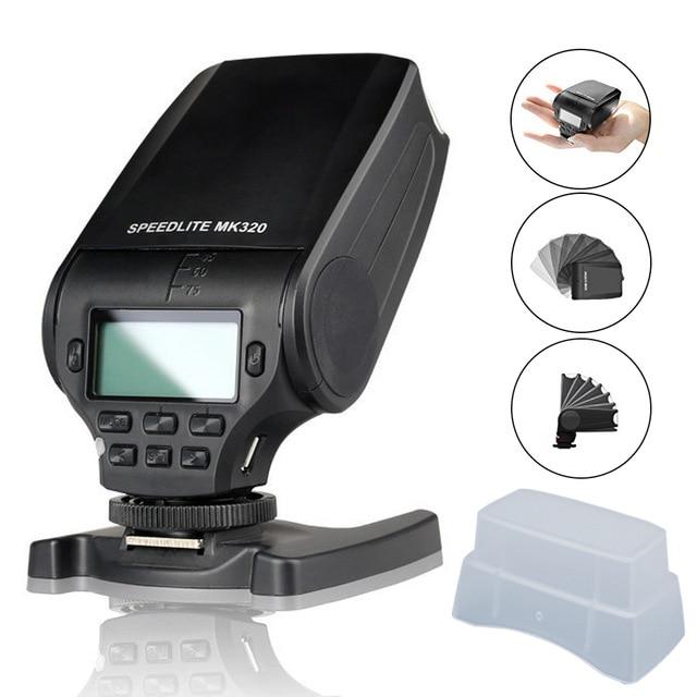 Meike MK320 MK-320 GN32 TTL Flash Speedlite for FujiFilm Hot Shoe Camera X-T1 X-M1 X100s X-a1 X-e2 as EF-20 meike mk d750 battery grip pack for nikon d750 dslr camera replacement mb d16 as en el15 battery