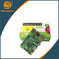 RS Version Original 2B Raspberry Pi 2 Model B 1GB BCM2836 Quad Core 6 Times Faster