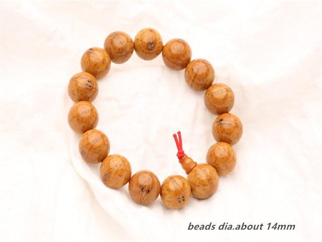 BRO944 Буддийские молитвы из бисера ручной мала полированный феникс глаза Бодхи браслет стрейч
