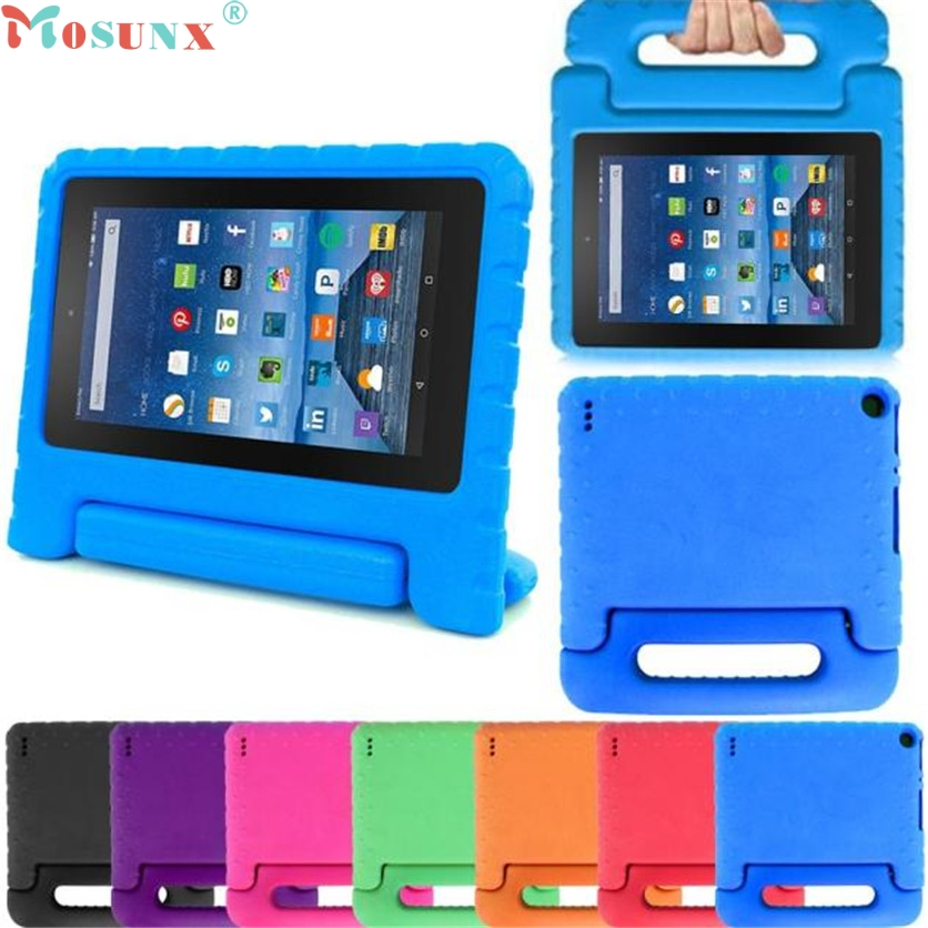 Mosunx simplestone kinder shock proof eva griff case abdeckung für amazon kindle...