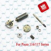 ERIKC F 00G X17 005 Common Rail Diesel Piezo Injector Valve Repair Kits F00GX17005 (FOOGX17005) for BOSH 0445116/117 Nozzle