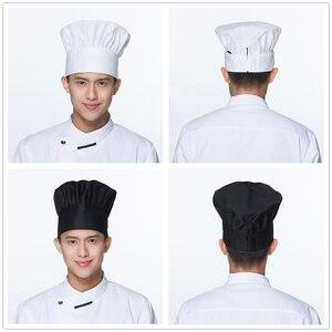 Головные уборы для кухни, повара, повара, ресторана, высокого качества, для приготовления барбекю, грибков, вилок, мороженого, отелей