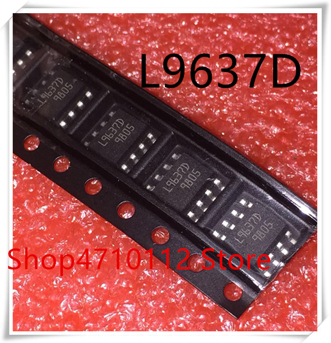 NEW 10PCS/LOT L9637D013TR L9637D L9637 SOP-8 IC