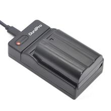 DuraPro 1Pcs EN-EL15 ENEL15 EN EL15 en el15 + USB Charger for Nikon D800E D800 D600 D7100 D7000 D7100 V1 mb-d14 Battery