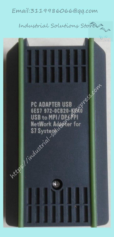 Adaptateur PC USB 6ES7972-0CB20-0XA0 win 7/8 840D CNC PPI/MPI/DP nouveauAdaptateur PC USB 6ES7972-0CB20-0XA0 win 7/8 840D CNC PPI/MPI/DP nouveau