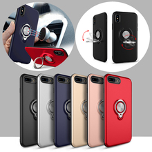 Hard frosted back cover Cases For iphone 7 7S 6 6S Plus Slim matte PC phone Bags Black Rose Gold Silver Blue Pink Red Green
