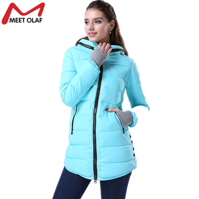 Winter Coat Women Parka 2017 Hooded Warm Cotton Padded Girls Student Long Outfit Outwear Wadded Especially Female Jacket YL007 игрушки животных на электро радиоуправлении thaw kay authentic