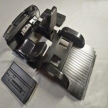 1/10 スケールインテリアセット古典的な範囲ローバーハードボディトラクサス trx 4 scx10 scx10 2 世代 rc 車体 diy インテリアキット