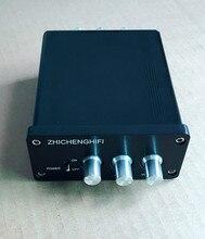 TPA3116D2 2.1 high power amplifier subwoofer digital power amplifier board aluminum amplifier chassis