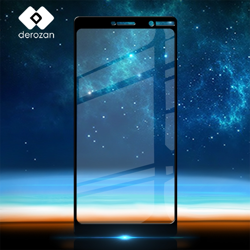 <font><b>Screen</b></font> <font><b>Protectors</b></font> For <font><b>Nokia</b></font> 2.3 6.2 <font><b>7.2</b></font> 7 Plus 3D Full Cover Protective Film Tempered Glass For <font><b>Nokia</b></font> 6.1 6 2018 5 3 8 Glass image