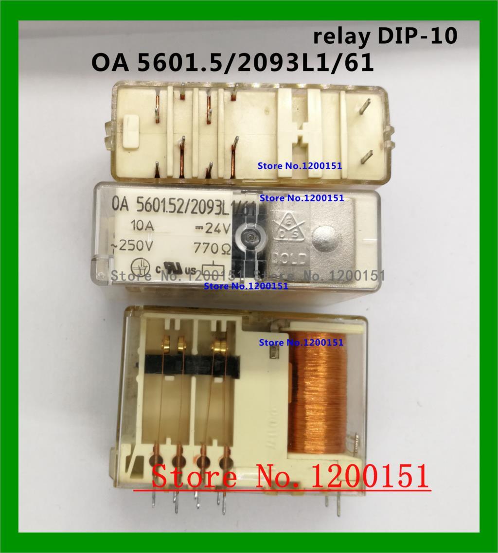 OA 5601.52/2093L1/61 0A 5601.52/2093L1/61 relay DIP-10OA 5601.52/2093L1/61 0A 5601.52/2093L1/61 relay DIP-10