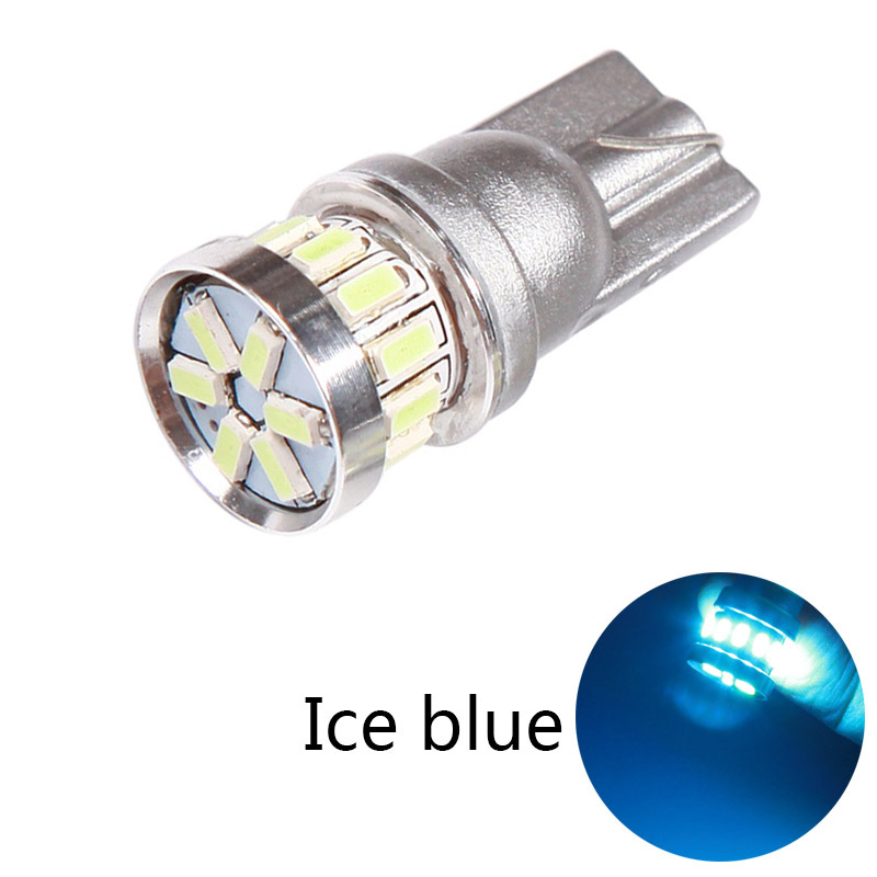 T10 18SMD Ice blue