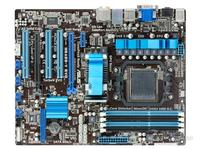 Asus M5A88 V EVO 880G chip supports AM3+ bulldozer support USB3.0 90%new