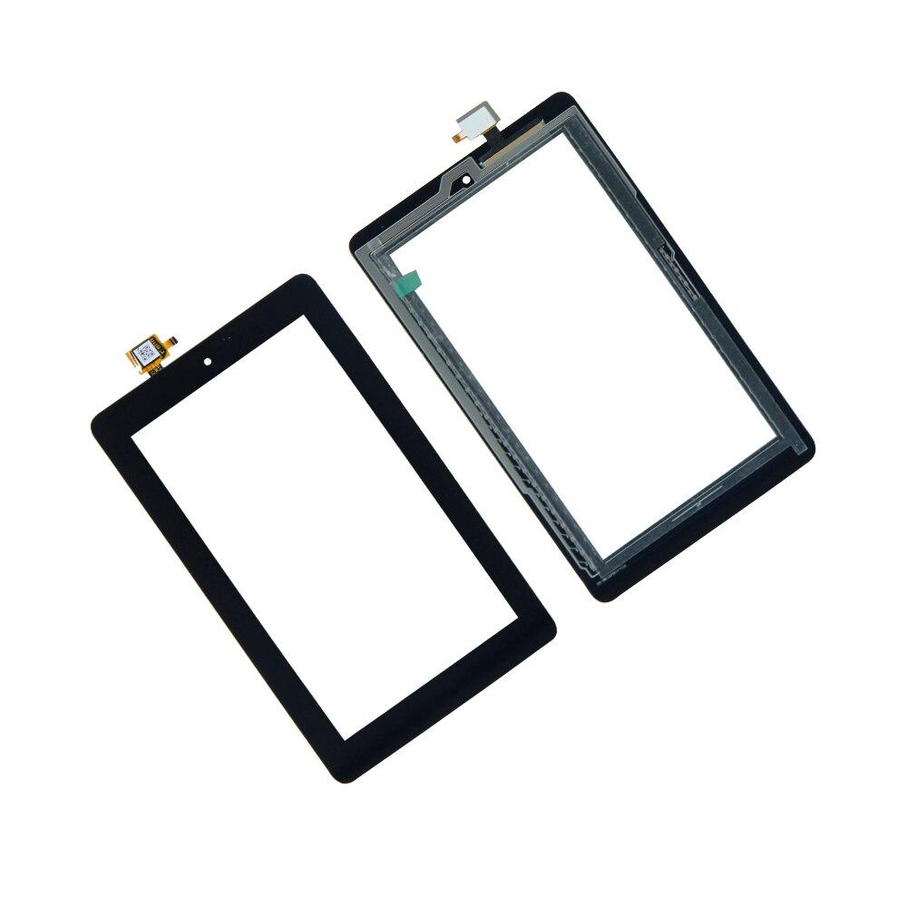 Планшеты Сенсорный экран планшета для Amazon Kindle Fire 7 5th 5 Tab Gen sv98ln Планшеты touch Экран сборки ремонт Панель Запчасти