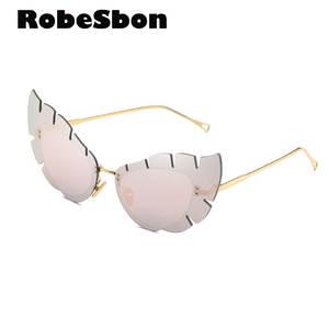 0b6559373cfa86 ROBESBON Pink Sun Glasses for Women Lunettes De Soleil