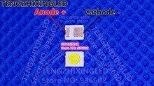 HONGLI TRONIC ÇIFT CIPS LED Arka Işık 1210 3528 2835 1 W 3 V 100LM Soğuk beyaz LCD Arka işık TV TV Uygulaması