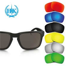HKUCO For Oakley Holbrook Sunglasses Replacement Lenses 100% UV protection Best Fit on Oakley HOLBROOK