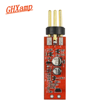 GHXAMP Big Vibrating Diaphragm Bottle Condenser Microphone Recording Microphone DIY Modification Circuit Board 40hz 16khz