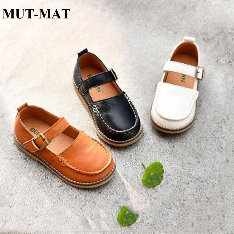 sapatos de couro sapatas do miudo das criancas meninos e meninas casuais sapatos de couro macio