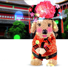 1 Set New Fashion Halloween Pet Dog Clothes Cat Chinese Emperor Princess Outfit Cosplay Costume Clothes For Cats S-XL